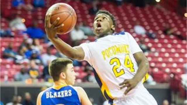 After leaving for Washington his junior year, Pocomoke athlete Tyree Thornton returned to the Warriors and found redemption his final two years.