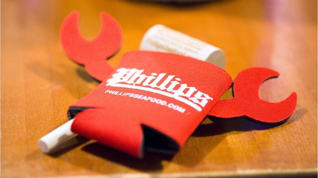 WD Bar and Grille announced Monday its partnership with Phillips Seafood.