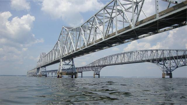 Two people were killed in the Chesapeake Bay Bridge-Tunnel crash after an accident on Friday, July 27, 2018.