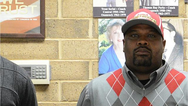 New coach Deitrick Downing is determined to bring the winning spirit back to Snow Hill football.