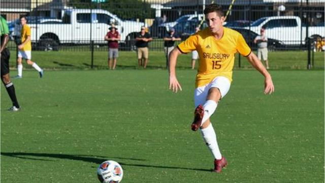 The Salisbury University men's soccer team features several local faces who have all helped contribute to the team's success.