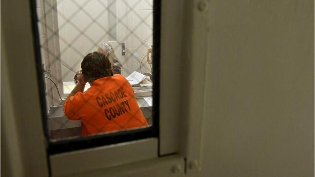 An exploration behind the numbers for Montana's growing inmate population.