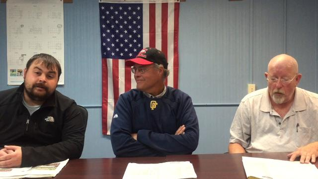 Grady Higgins, Scott Mansch and Lee Vernoy talk small-town scene