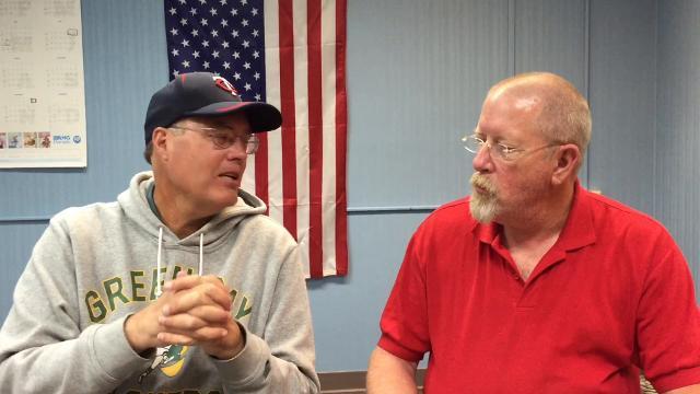 Scott Mansch and Lee Vernoy discuss Class B, C