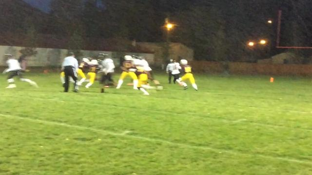 The Huskies shut out Centerville to claim the league's No. 1 seed in the playoffs