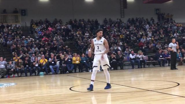 Montana State Bobcats outlast Omaha at Four Seasons Arena