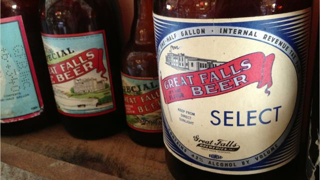 Once the last stand of local brewing in four states, Great Falls is back in the beer biz