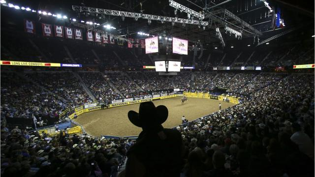 Montana stars competing at National Finals Rodeo in Las Vegas