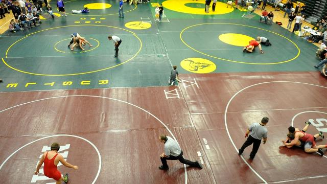 Many of the state's top wrestlers will be in Great Falls for the 40th annual tournament