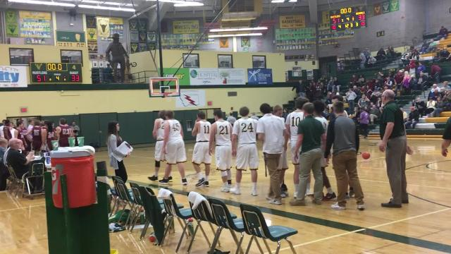 Highlights from CMR's 51-33 win vs. Helena High