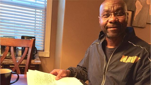 'I will shout from the mountain top' Helena's new mayor's journey took him from Liberia to Montana