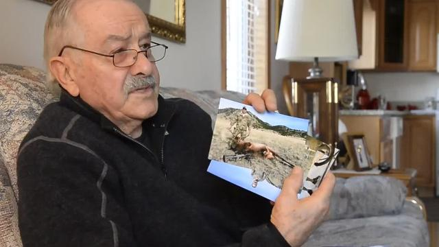In 2015, at age 77, Cecil Madill became the oldest lung transplant recipient at the time.  Without the transplant doctors gave Cecil two years to live.  Two years later he is thankful for the extended time the new lung has given him.