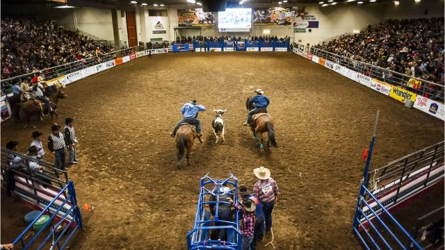 Professional rodeo returns to Great Falls each January