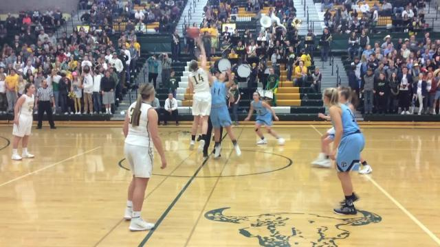 CMR girls move past Bison for crosstown win