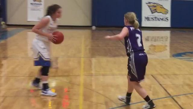 Great Falls Central's girls defeated the Power Pirates in a District 10C matchup Friday night.