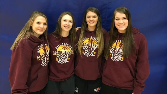 Senior stars lead the way for Belt girls