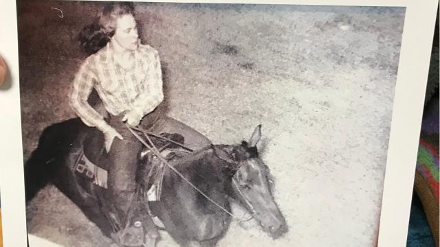 Ida Sauke Johnson's storied life leads to award from Montana Cowgirls Association