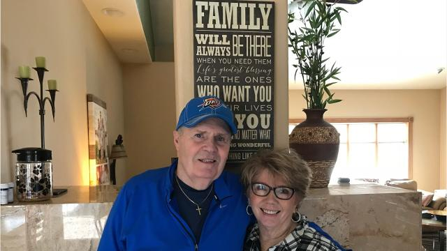Dave Taft recently found family he didn't know he had