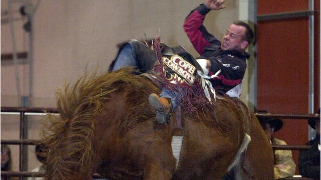 Bareback star Deb Greenough has been selected to the ProRodeo Hall of Fame