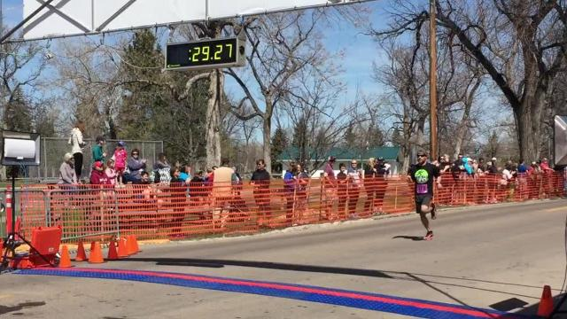 See the winners of the 5-mile Ice Breaker Road Race, 5-mile race