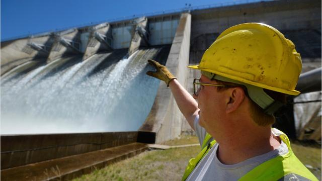 Jeff Lord has worked maintenance at Canyon Ferry Dam for over a decade.  He shares his views on the dam and why it's important to the Missouri River Basin.