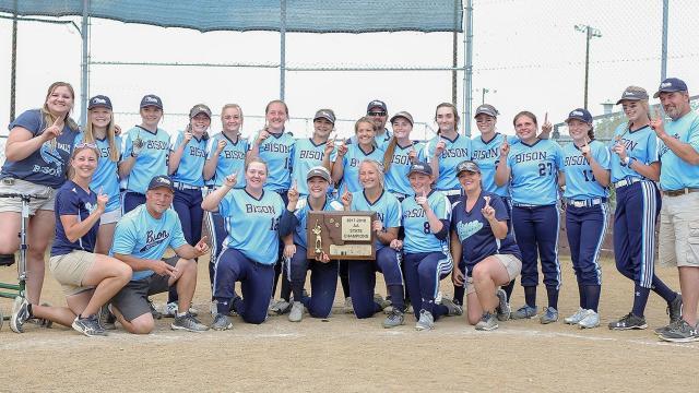 Great Falls High wins State AA softball championship