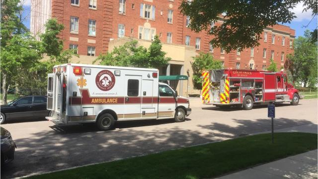 Great Falls Fire Rescue responded to a fire Sunday afternoon at Cambridge Court Assisted Living.