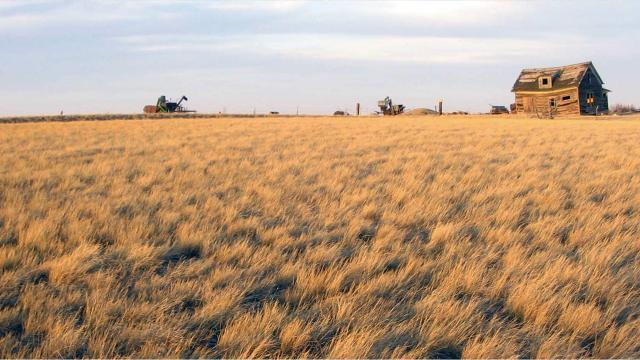Located in Northcentral Montana, the Ft. Belknap Reservation is one of the smallest in the state