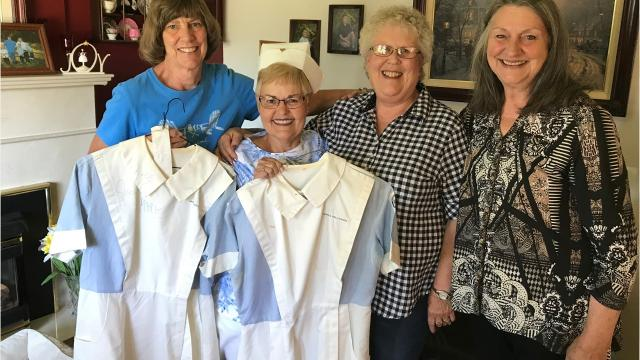 There no longer is a Columbus Hospital School of Nursing. But for the 1968 graduating class, friendship and camaraderie lives on