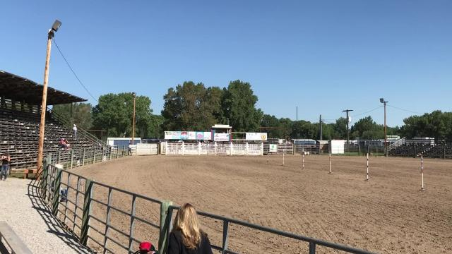 Ropers, riders, ballplayers of all ages were in Choteau last weekend