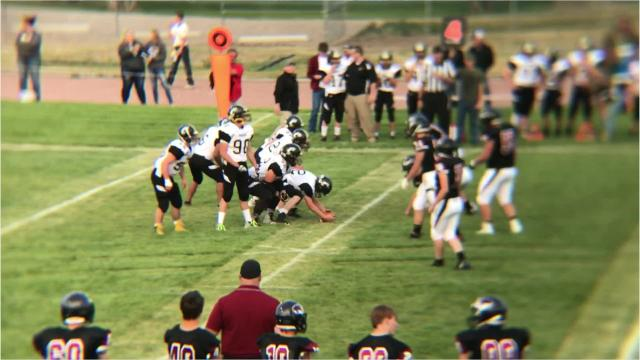 Highlights and interviews from the Simms Tigers-Cascade Badgers football game at Simms Aug. 24
