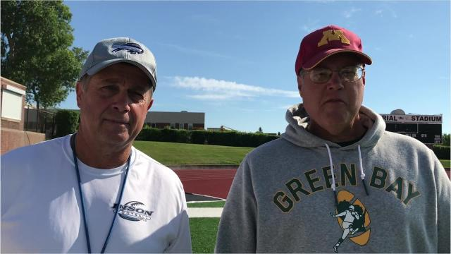 Bison football coach reflects on season-opening victory over Helena Capital and looks ahead to this week's game with Billings Skyview