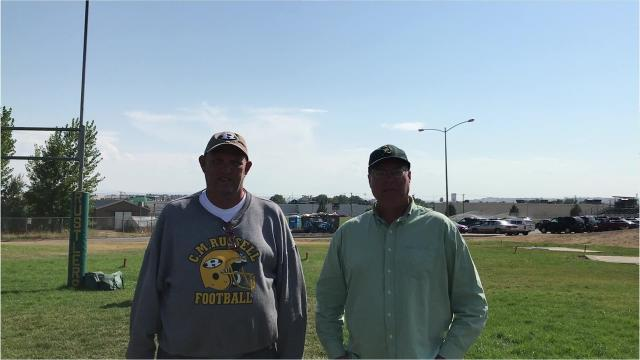The CMR Rustlers look for their second victory of the season Friday night, Sept. 7, at Missoula Big Sky. Head coach Gary Lowry looks back at last week's 9-0 victory over Kalispell Glacier and ahead to the game against the Eagles.