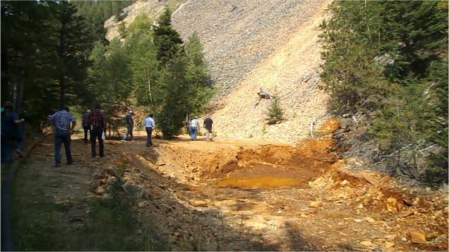 Acid Rock Drainage: Pollution That Never Ends