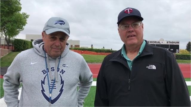 Great Falls High football coach Mark Samson and Tribune columnist Scott Mansch discuss the Bison loss last week at Billings West and the team's game Friday night at Memorial Stadium against Missoula Big Sky
