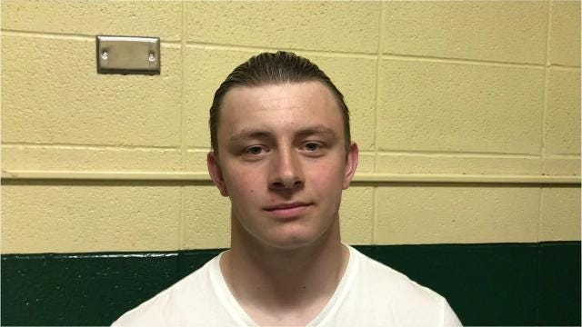 CMR senior running back Jayson Ingalls discusses Homecoming Week and the Rustlers' upcoming game with Helena Capital
