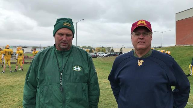Veteran Russell coach Gary Lowry and longtime Tribune writer Scott Mansch look ahead to this week's matchup in Billings against the Skyview Falcons.
