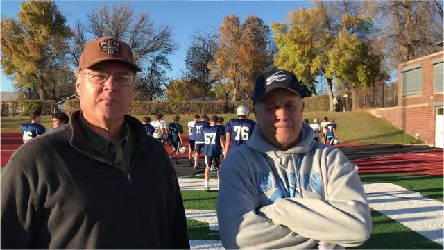 Bison coach Mark Samson and Tribune columnist Scott Mansch discuss Great Falls High's game on Thursday against undefeated Bozeman