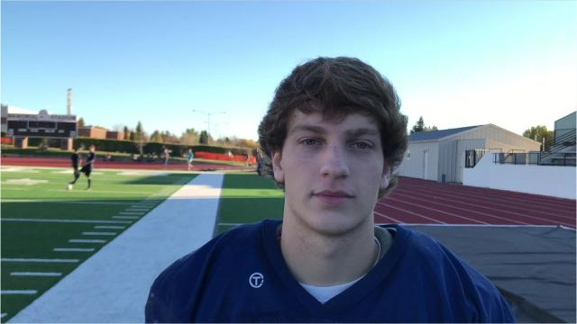 Senior Keegan Bistodeau discusses his various roles this season with the Bison football team