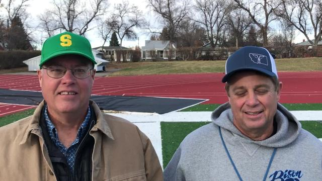 Great Falls High football coach Mark Samson and Tribune columnist Scott Mansch discuss the Bison season and this weekend's playoff game at Bozeman.