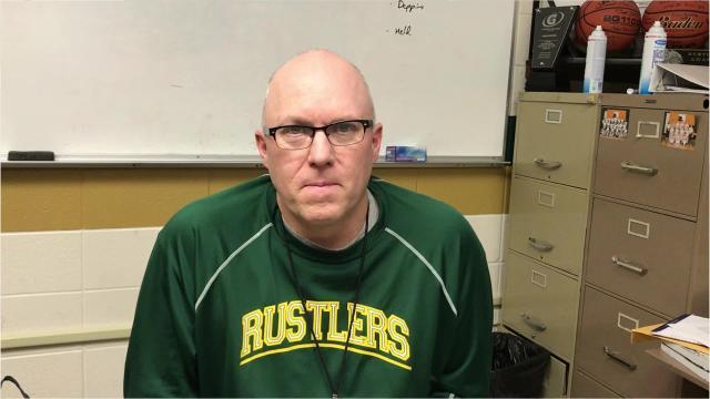 CMR head boys' basketball coach John Cislo has always been a Rustler