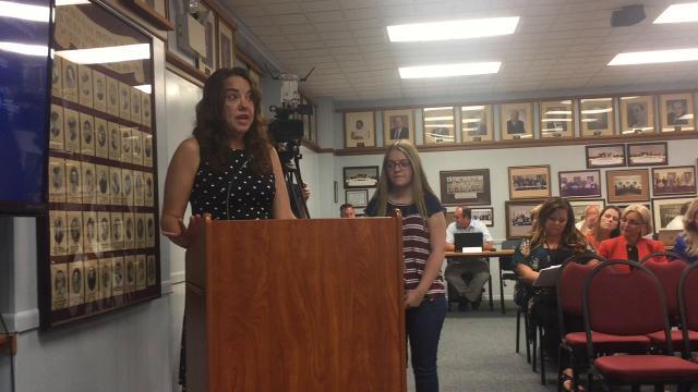 Vineland High School student Elisabeth Baranovskaya is the first Vineland High School student to place in the international Anthem essay contest.