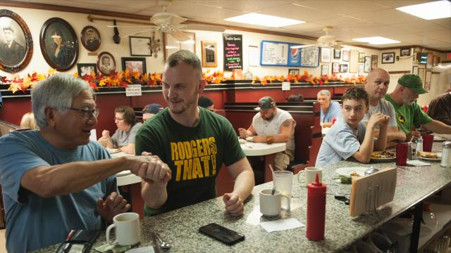 Doors opened for business on Tuesday at Jim's Lunch, launching its 95th season as Millville's most sought out eatery.