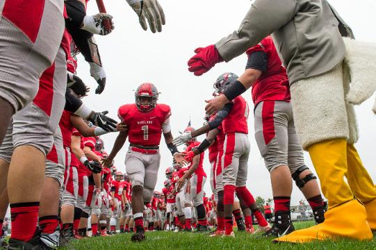 WATCH: Vineland defeats Clearview 55-21 in homecoming game