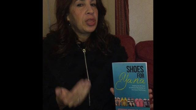 "Addriana Montalvo-Andujar of Vineland published a book to inspire women to overcome their fears and ""find their purpose."""