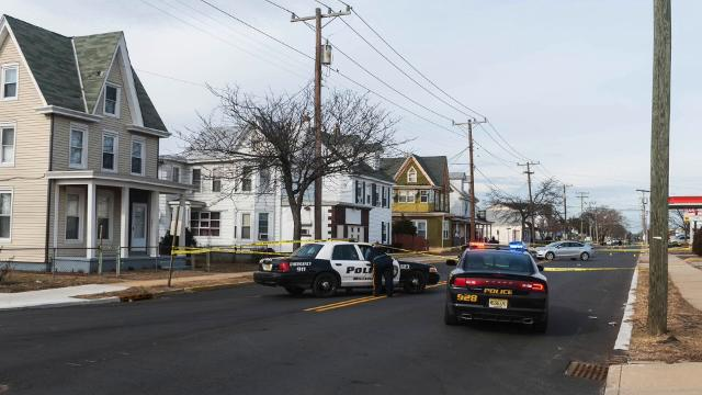 Authorities say a police officer shot and killed a Millville man who had called 911 and said he was armed with a gun. No firearm was found after 46-year-old Edward C. Gandy Jr. was killed.