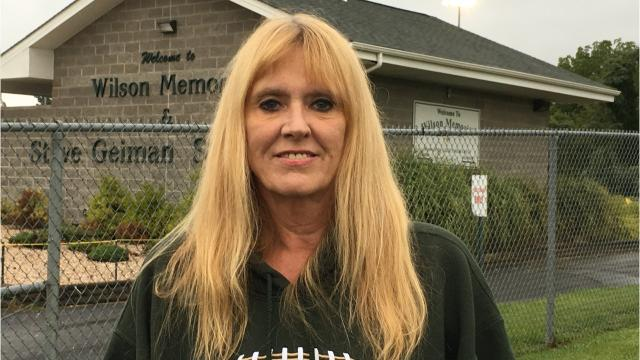 Wilson Memorial teacher Kim Claytor, who used to live in Texas, has organized a fund drive to raise money for victims of Hurricane Harvey.