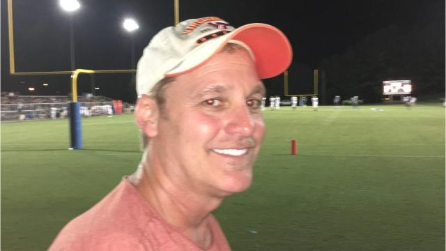 Mark Nuckols remembers the last time Lee and Gap played football