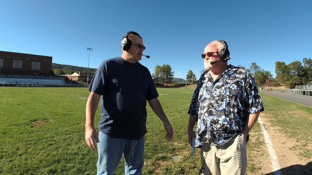 The Huddle pregame broadcast: Stuarts Draft at Buffalo Gap