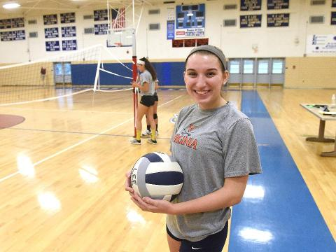 Around the Court with ... Lee's Lindsey Bosserman